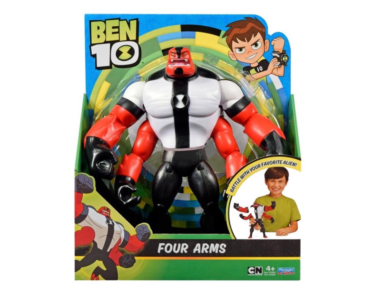 Ben 10 Deluxe Figures - Tesco in-store - £6.25