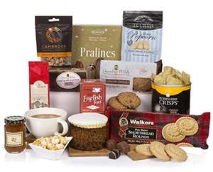 Bearing Gifts Hamper - £20 (was £40) Sold by Clearwater Hampers and Fulfilled by Amazon