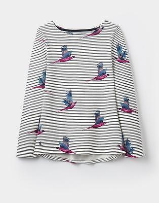 Joules Harbour pheasant print top £13.45 - Joules eBay