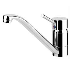 Hotpoint MC5TH | Monobloc Chrome Hot & Cold Mixer Tap with Overhead Lever  £19.99 @ Tesco / The Wright Buy