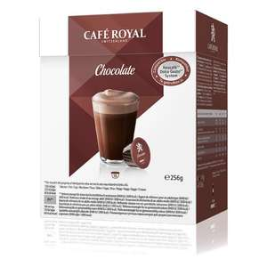 Cafe Royal Chocolate - Box of 16 pods - £1.49 instore @ Poundstretcher