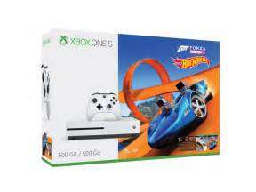 Xbox One S Forza Horizon 3 Hot Wheels 500GB + Rainbow 6 Siege  + Halo 5 + Extra Wireless Controller