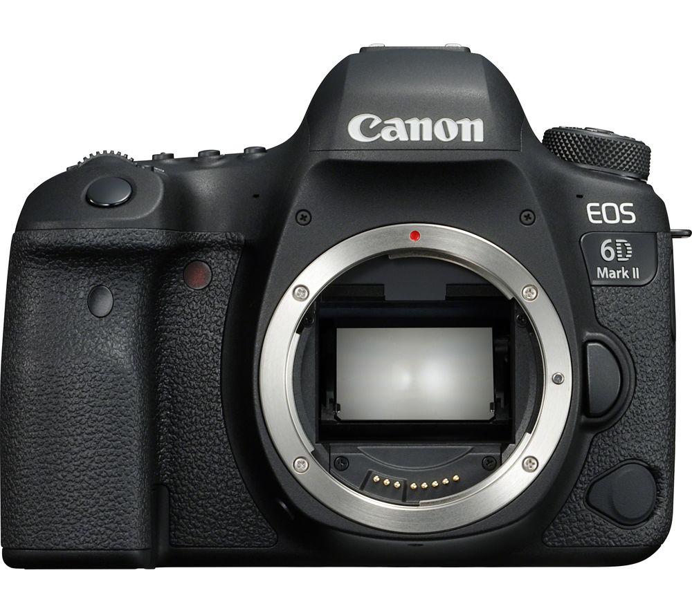 Canon 6D mark II  @ eglobal central - £1079
