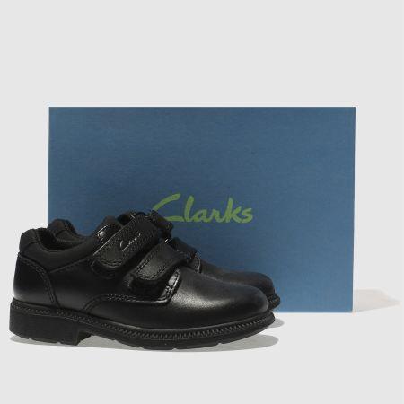 Clarks boys shoes / Deaton £9.99 @ Schuh