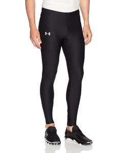 Under Armour Men's Run True Heat Gear Tight Leggings-Black from 11.04 (XL) sold by Amazon