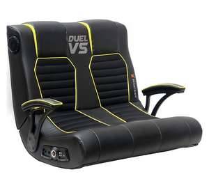 X-Rocker Duel vs Double Gaming Chair £59.99 @ Argos