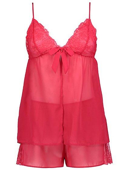 Babydoll nightwear £10 @ Asda George free c&c