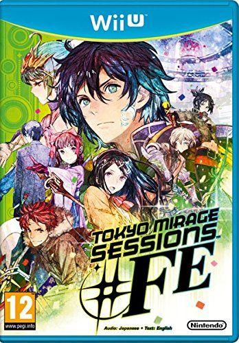 Tokyo Mirage Sessions #FE [Wii U] [PAL] £24.95 @ Amazon