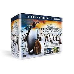 The David Attenborough 10 Dvd Collection £4.80 delivered @ Debenhams