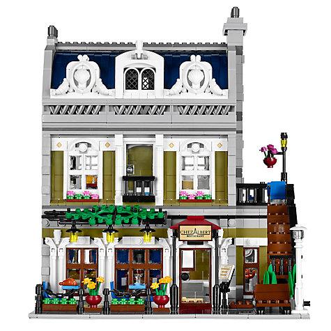 Lego Creator Parisian Restaurant - 10243 - £119.98 at John Lewis