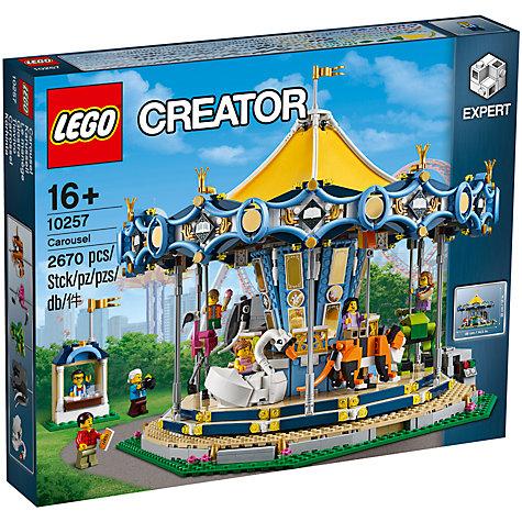 LEGO Creator 10257 Carousel £129.98 at John Lewis