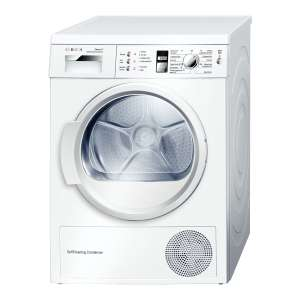 Bosch WTW863S1GB A++ 7kg Load Capacity Self Cleaning Heat Pump Condenser Tumble Dryer £374 at Hughes