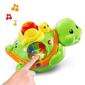 Vtech Baby Safe Turtle Thermometer Toy for the bath £8 Prime / £11.99 Non Prime @ Amazon