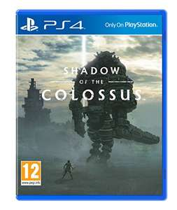 Shadow of the Colossus (PS4) £22 delivered with Prime Pre-order Discount @ Amazon (£24 without Prime)