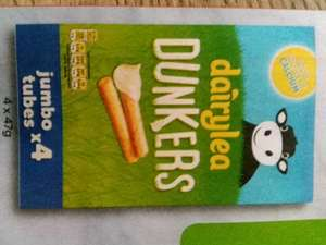 Dairylea Dunkers £1.50 from Asda (only 75p after cashback from TopCashback Snap n Save)