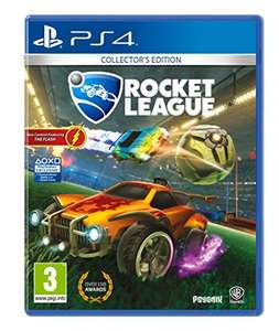 Rocket League Collectors Edition [PS4/XO] £15.00 (Prime) / £16.99 (non Prime) @ Amazon