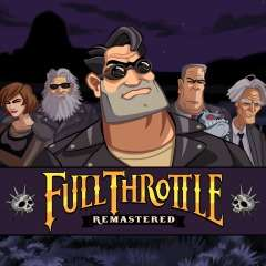 Full Throttle Remastered PS4 - £6.19 on PSN