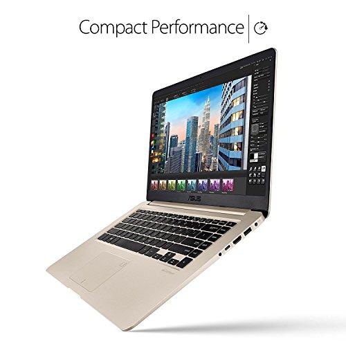 Asus 15.6inch thin laptop Intel Core i5-7200U, 256GB SSD,8 GB RAM model S510UQ-BQ178T - £630.87 at Amazon