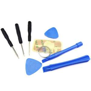 9 in 1 Repair Opening Tool Set for Mobile Phones / Tablets / Gadgets  51p  Del with code Gearbest