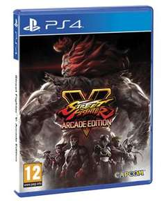 Street Fighter IV: Arcade Edition (PS4). £24.99 @ Grainger Games