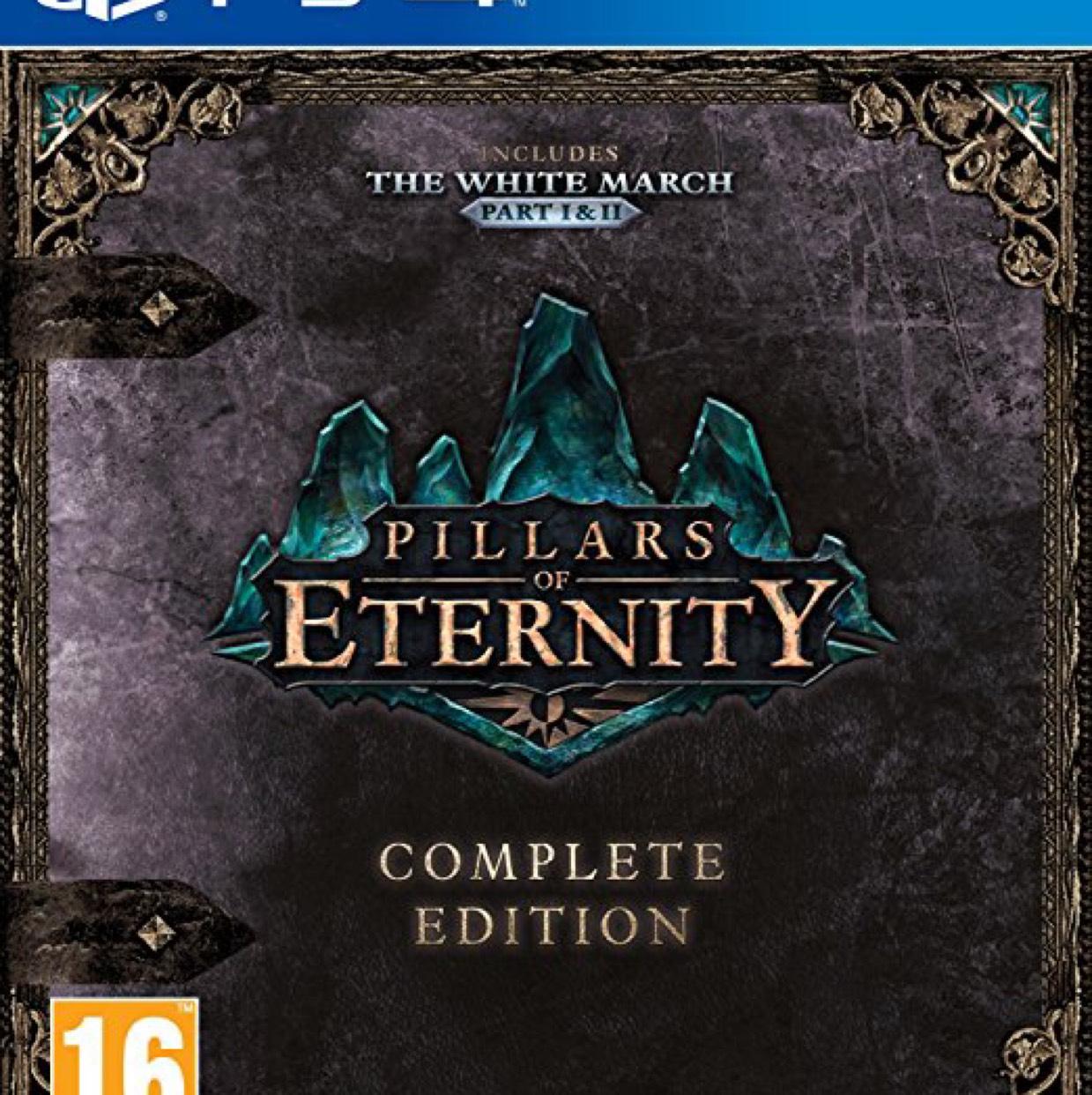 Pillars of Eternity Complete Edition £19.99 Amazon - Prime Exclusive