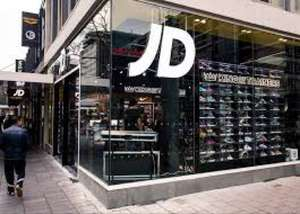 75% Final reductions + Free Delivery or C+C + Free £10 PayPal payment when you spent £60 or more @ JD Sports