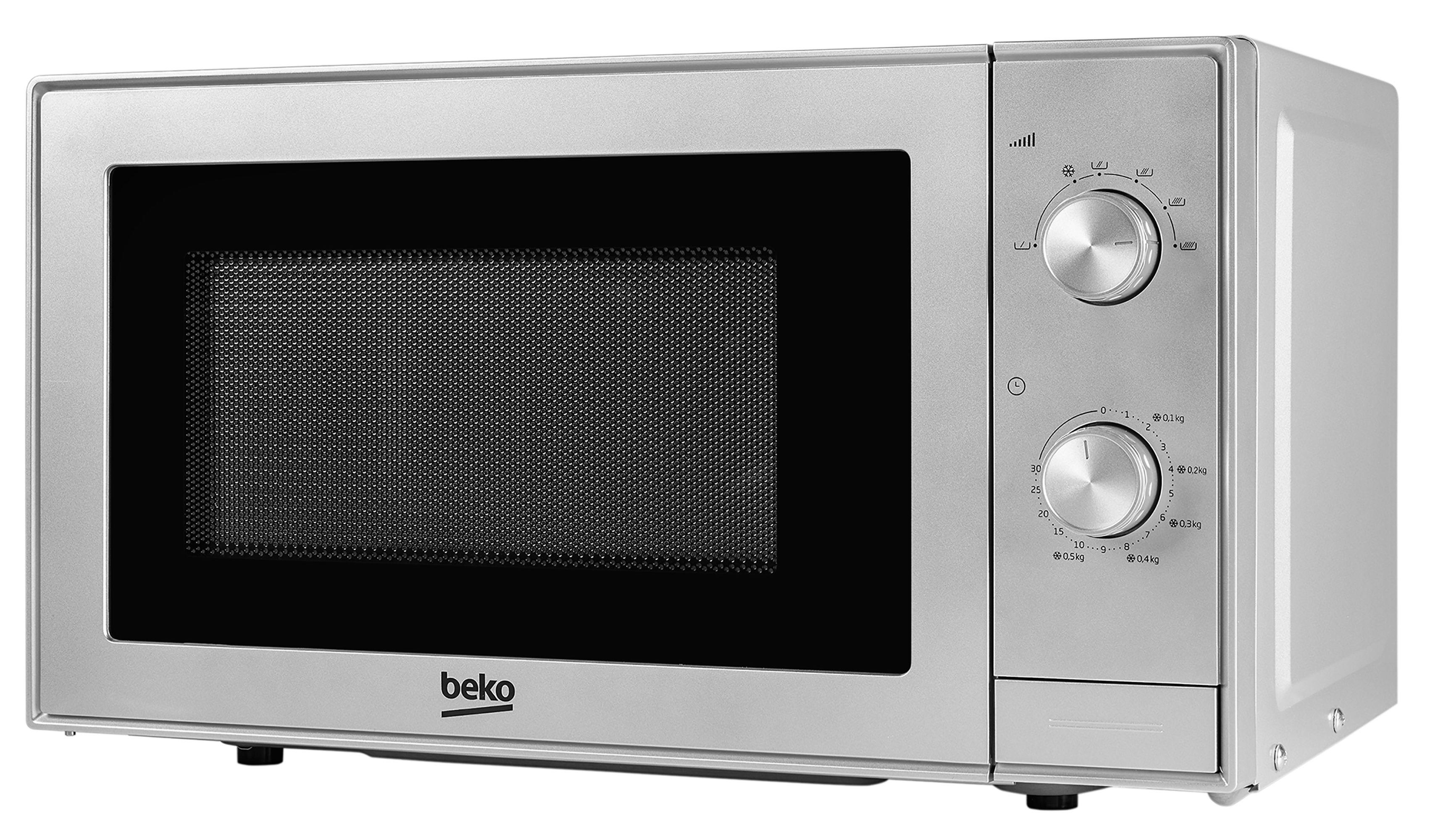 Beko MOC20100S 700W Microwave £39 with free C&C @ B&Q