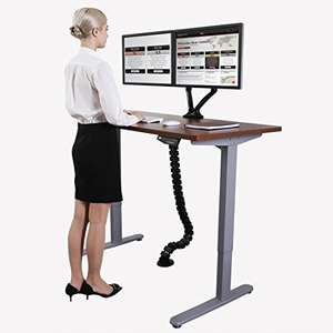 Height Adjustable Electric Standing Desk Frame-  A deal that makes you stand for attention! £288.99 Sold by Ergonomic and Fulfilled by Amazon. (lightning deal)