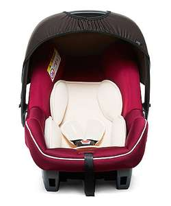 Mothercare Ziba Baby Car Seat - Red was £80 now £32