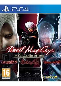 Devil May Cry PS4 discount offer