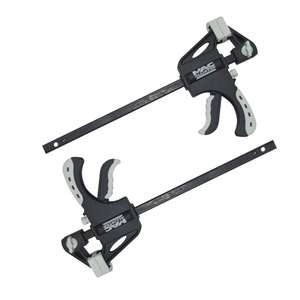Mac Allister Mini One Handed Clamp & Spreader for £3 @ B&Q (Free C&C)