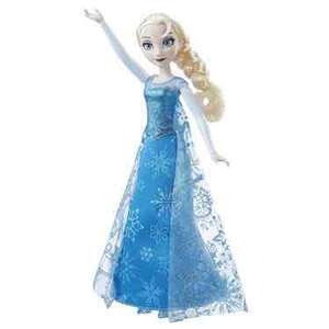 Frozen Musical Lights - Elsa Doll £11.39 C+C @ The Entertainer