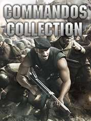 Commandos Collection (Steam) 20p @ Greenman Gaming (Signed In)