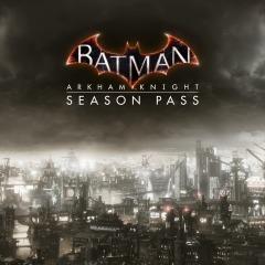 Batman Arkham Knight Season Pass (PS4) - £7.99 on PSN