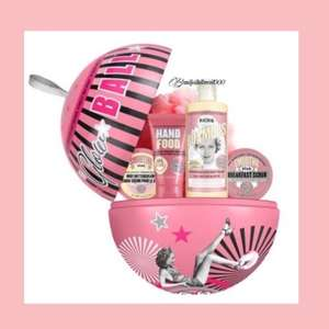 Soap and Glory Glow Ball 70% off at Boots Glow Ball was £14 now £4.20 instore