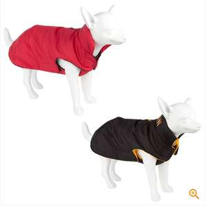 Extra 30% Off all Pet Supplies this weekend w/code - Washable Padded Outdoor Dog Coat (was £27) Now 7.69 @ Brooklyn Trading