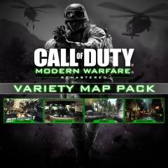 COD Modern Warfare Remastered Variety Map Pack PS4 - £6.49 on PSN