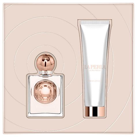 La Perla La Mia Perla 50ml Eau de Parfum Fragrance Gift Set £30.00 @ John Lewis - Free C&C
