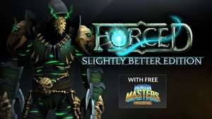 Forced: Slightly Better Edition + FREE Minion Masters - (PC - Steam) 90% Off - £1.09 at Fanatical
