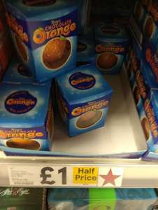 Terry's Chocolate Orange instore at Tesco for £1