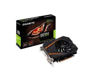 Gigabyte GTX 1070 8GB Mini - Cheapest In Stock 1070 Around at CCL for £412.53