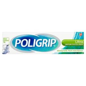 sloppy gnashers, poligrip ultra £2 a tube at Asda