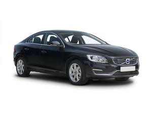 Volvo S60 SE Nav £99 x 17 with £1999 upfront + £298.80 fee @ Cars2Vans