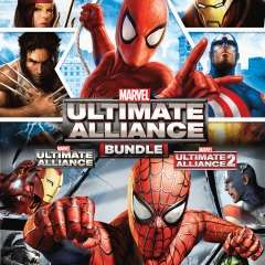 (PS4) Marvel ultimate alliance 1&2 Bundle £15.99 @ PSN