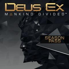 Deus Ex Mankind Divided Season Pass PS4 on sale £4.99 @ PSN