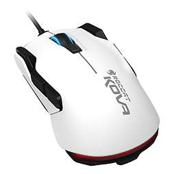 ROCCAT Kova Pure Performance White Gaming Mouse £24.99 @Game.co.uk