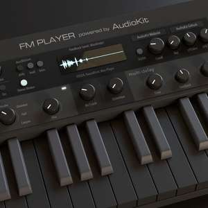 FM Player - Free FM Synthesizer app for iOS on the Apple App store