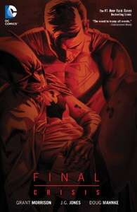 Final Crisis (new edition) - digital/Kindle edition for 49p - Amazon