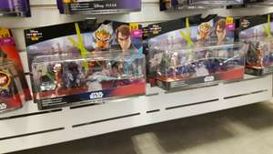 Disney Infinity 3.0 Twilight of the Republic - 99p instore @ GAME (Manchester Arndale)