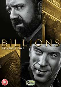 Offer from Zoom. Billions 2 series for £10.80 using code SIGNUP10